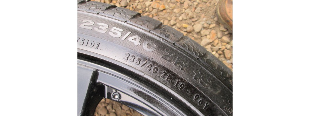 19inch Tyres